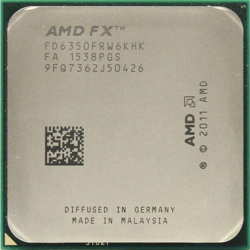Процессор AMD FX 6350 AM3+, FD6350FRHKBOX