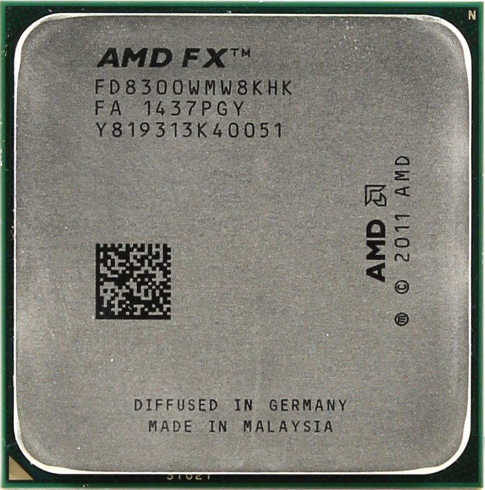 купить Процессор AMD FX-Series FX-8300 BOX, FD8300WMHKSBX недорого