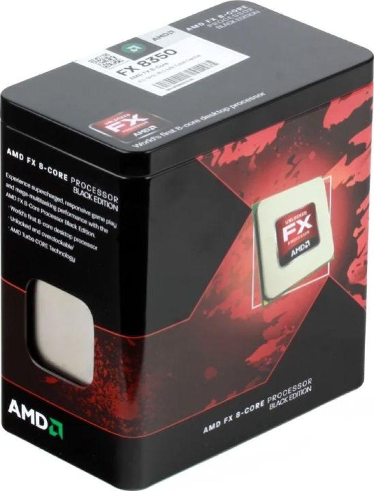Процессор AMD FX 8350 AM3+, FD8350FRHKBOX