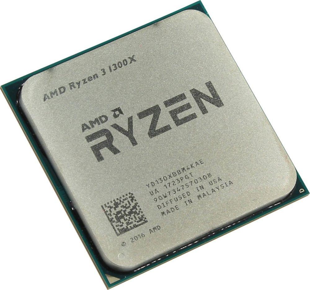 Процессор AMD Ryzen 3 1300X AM4, YD130XBBAEBOX