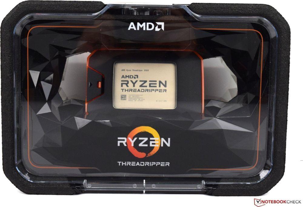 процессор amd ryzen threadripper 1950x wof 4 0ghz 40mb yd195xa8aewof socket str4 box Процессор AMD Ryzen Threadripper 2920X TR4, YD292XA8AFWOF