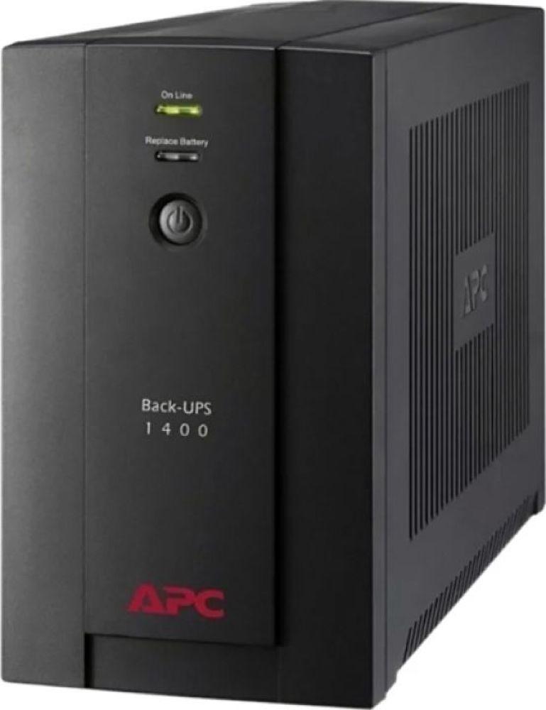 Источник бесперебойного питания APC Back-UPS, BX1400U-GR