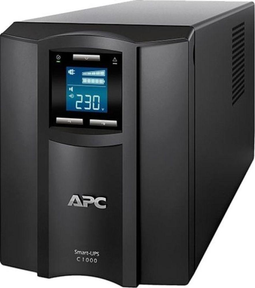 Источник бесперебойного питания APC Smart-UPS, SMC1000I источник бесперебойного питания где находится