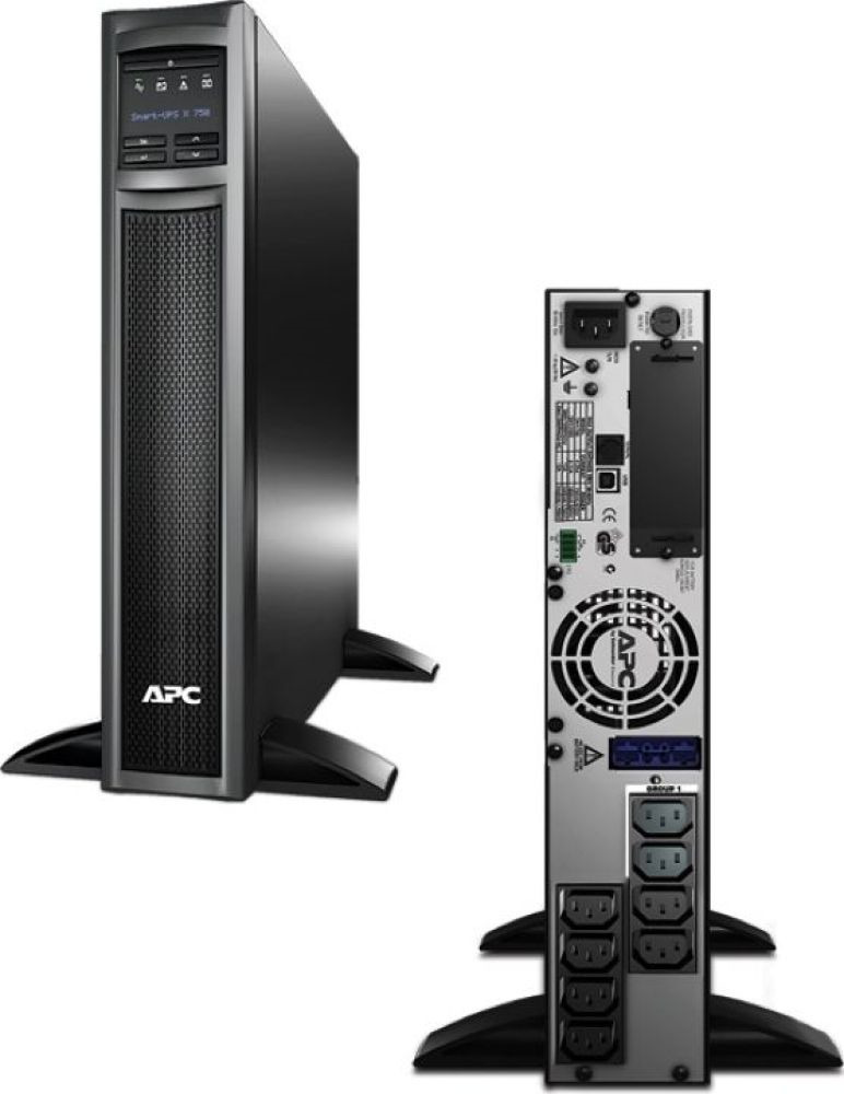 Источник бесперебойного питания APC Smart-UPS, SMX750I apc smx750i smart ups x 750va rack tower lcd 230v smx750i