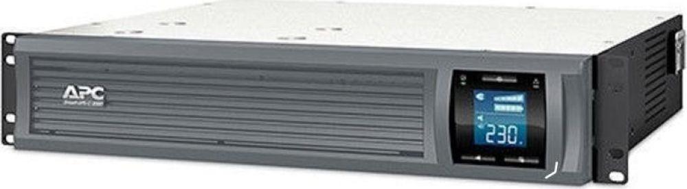 Источник бесперебойного питания APC Smart-UPS C, SMC2000I-2URS источник бесперебойного питания в стойку 19