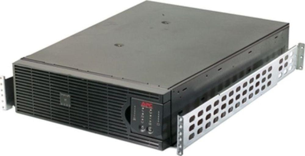 Источник бесперебойного питания APC Smart-UPS RT, SURT1000RMXLI источник бесперебойного питания apc smart ups rt 5000va 230v