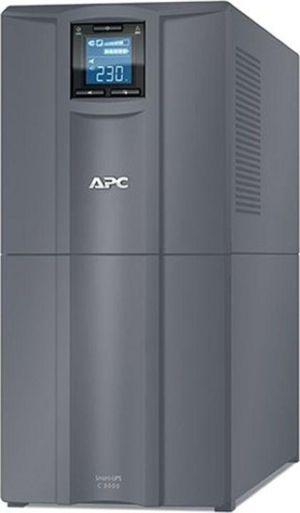 Источник бесперебойного питания APC Smart-UPS C, SMC3000I-RS кабошон родонит 6 16 мм