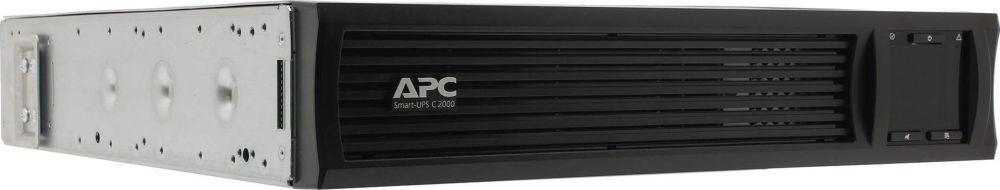 Источник бесперебойного питания APC Smart-UPS C, SMC2000I-2U источник бесперебойного питания apc smart ups sua750rmi1u 750вa