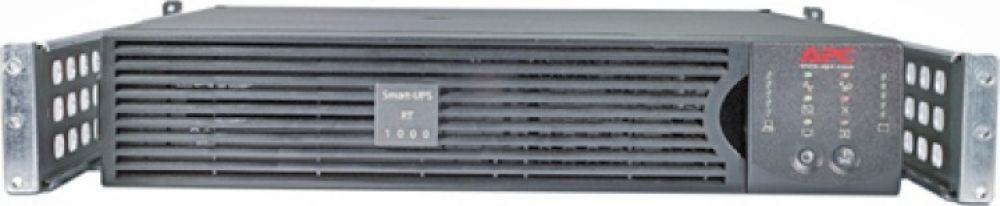 Источник бесперебойного питания APC Smart-UPS RT, SURT1000RMXLI-NC источник бесперебойного питания apc smart ups sua750rmi1u 750вa