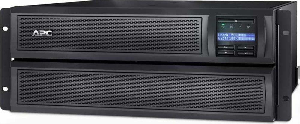 Источник бесперебойного питания APC Smart-UPS X, SMX3000HVNC источник бесперебойного питания в стойку 19