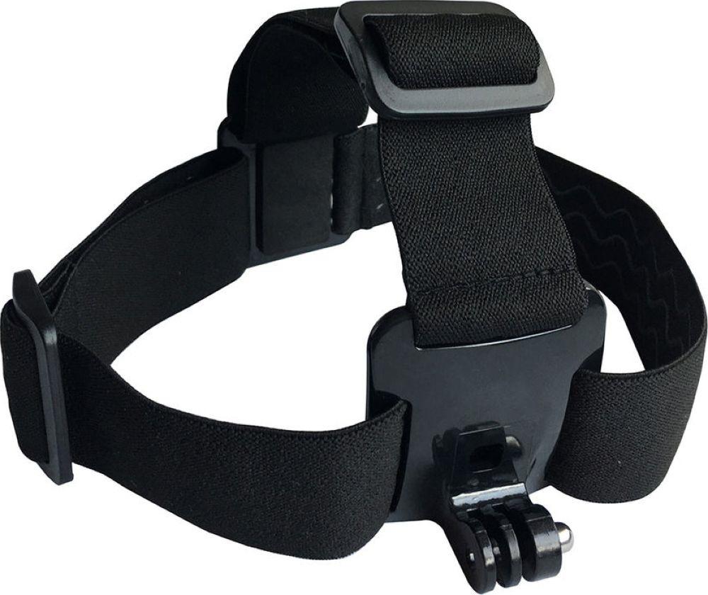 Держатель для экшн-камер Buro Head Mount, GOPRO-HS, для GoPro, черный