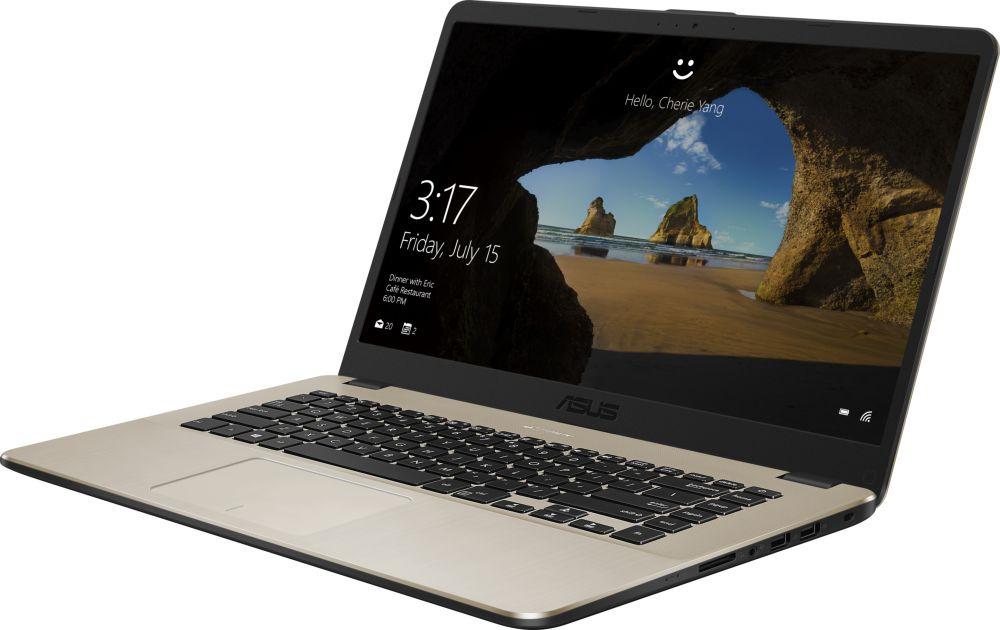 Ноутбук ASUS VivoBook X505ZA 90NB0I18-M06220, золотой цена и фото