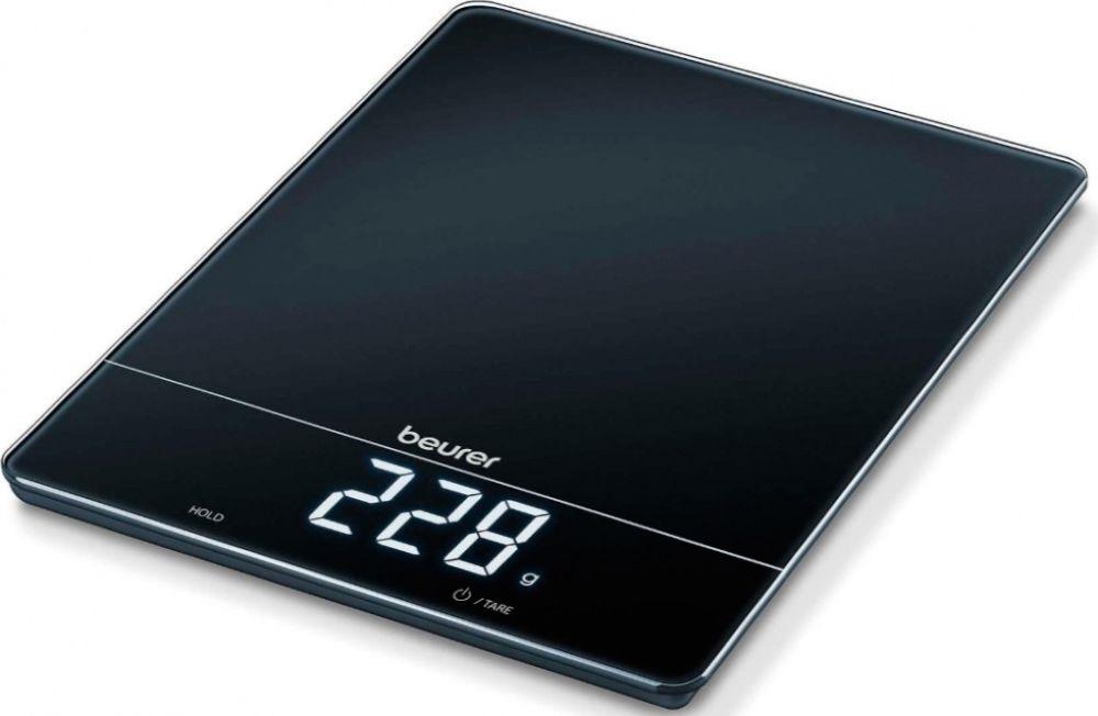 Весы кухонные электронные Beurer KS34 XL, 703.11, черный