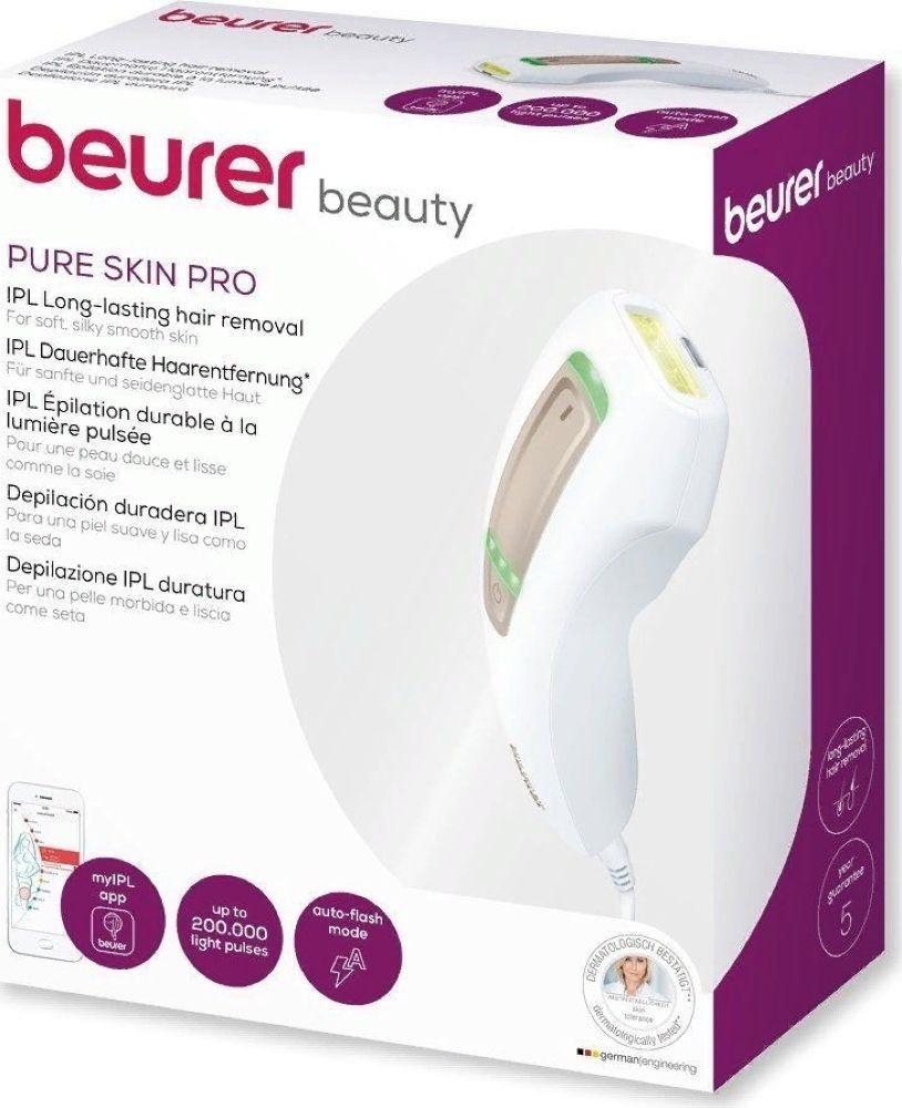 Фотоэпилятор Beurer IPL5500, 575.14, белый Beurer