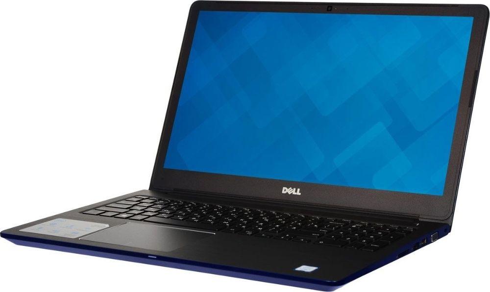 15.6 Ноутбук Dell Vostro 5568 5568-9836, темно-синий ноутбук dell vostro 5568 5568 7257 gray 15 6 fhd i5 7200u 8gb 256gb ssd gtx940mx 2gb w10