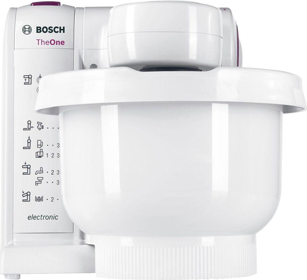 Кухонный комбайн Bosch ProfiMixx, MUM4657, белый