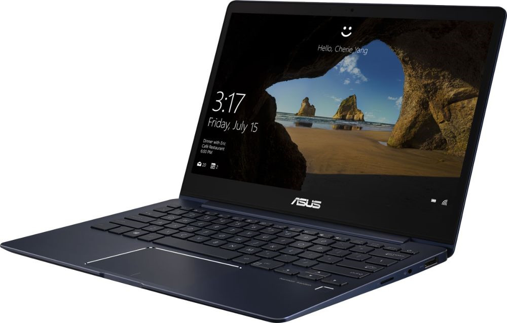 Фото - 13.3 Ноутбук ASUS ZenBook 13 UX331UN 90NB0GY1-M04350, синий ноутбук asus zenbook ux331un eg080t 13 3 1920x1080 intel core i5 8250u 512 gb 8gb nvidia geforce mx150 2048 мб синий windows 10 home 90nb0gy1 m04290