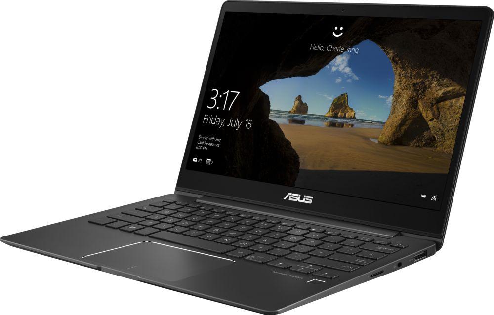 Ноутбук ASUS ZenBook 13 UX331FN 90NB0KE2-M00210, серый цена и фото