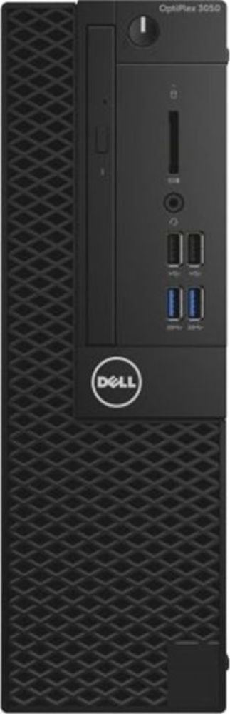 Системный блок Dell Optiplex 5060 Micro, 5060-7670, черный системный блок dell optiplex 5060 sff 5060 7656 черный