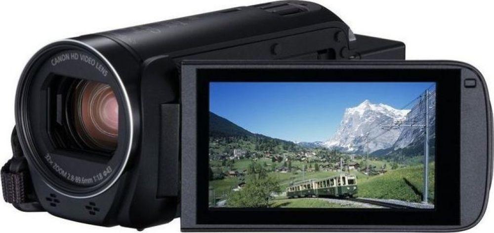 Видеокамера Canon Legria HF R86, черный
