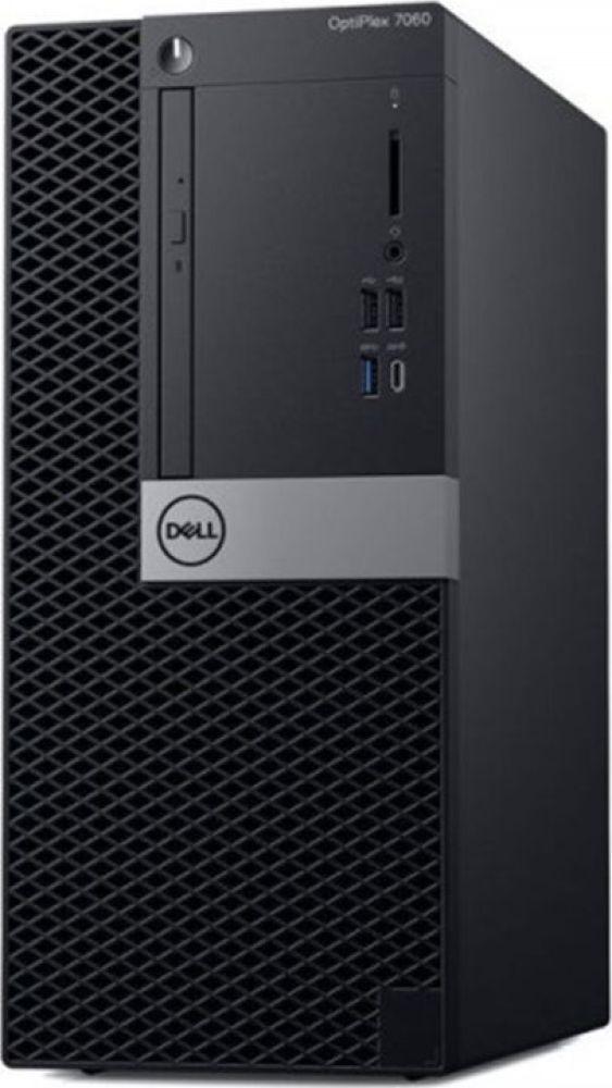 Системный блок Dell Optiplex 5050 SFF, 5050-6988, черный системный блок dell optiplex 5050 mt 5050 8299 black silver