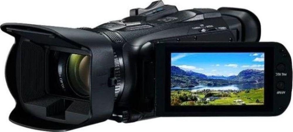 Видеокамера Canon Legria HF G26, черный