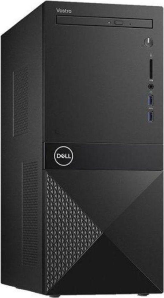 Системный блок Dell Vostro 3670 МТ, 3670-7356, черный