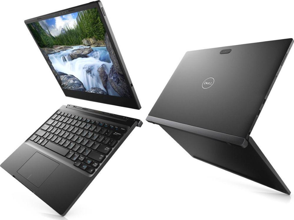 12.3 Планшет Dell Latitude 7285 Wi-Fi + LTE 256 GB, черный