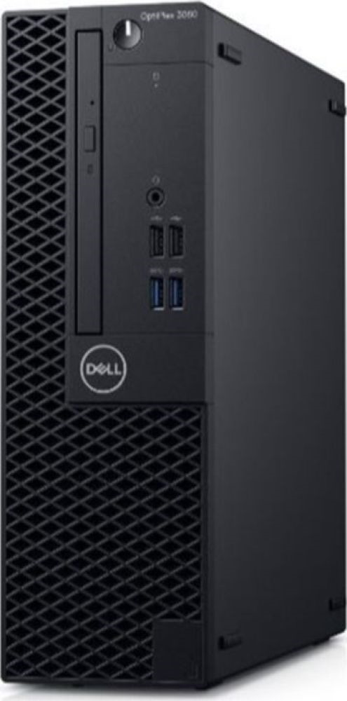 Системный блок Dell Optiplex 7060 Micro, 7060-0823, черный системный блок dell optiplex 7050 micro 7050 8343 черный