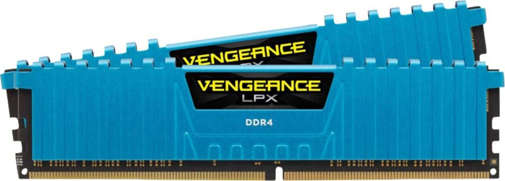 Модуль оперативной памяти Corsair DDR4 16 ГБ (2 х 8 ГБ), CMK16GX4M2B3000C15B интегральная микросхема atmega328p atmega328p atmega328 dip 28 atmega328p pu