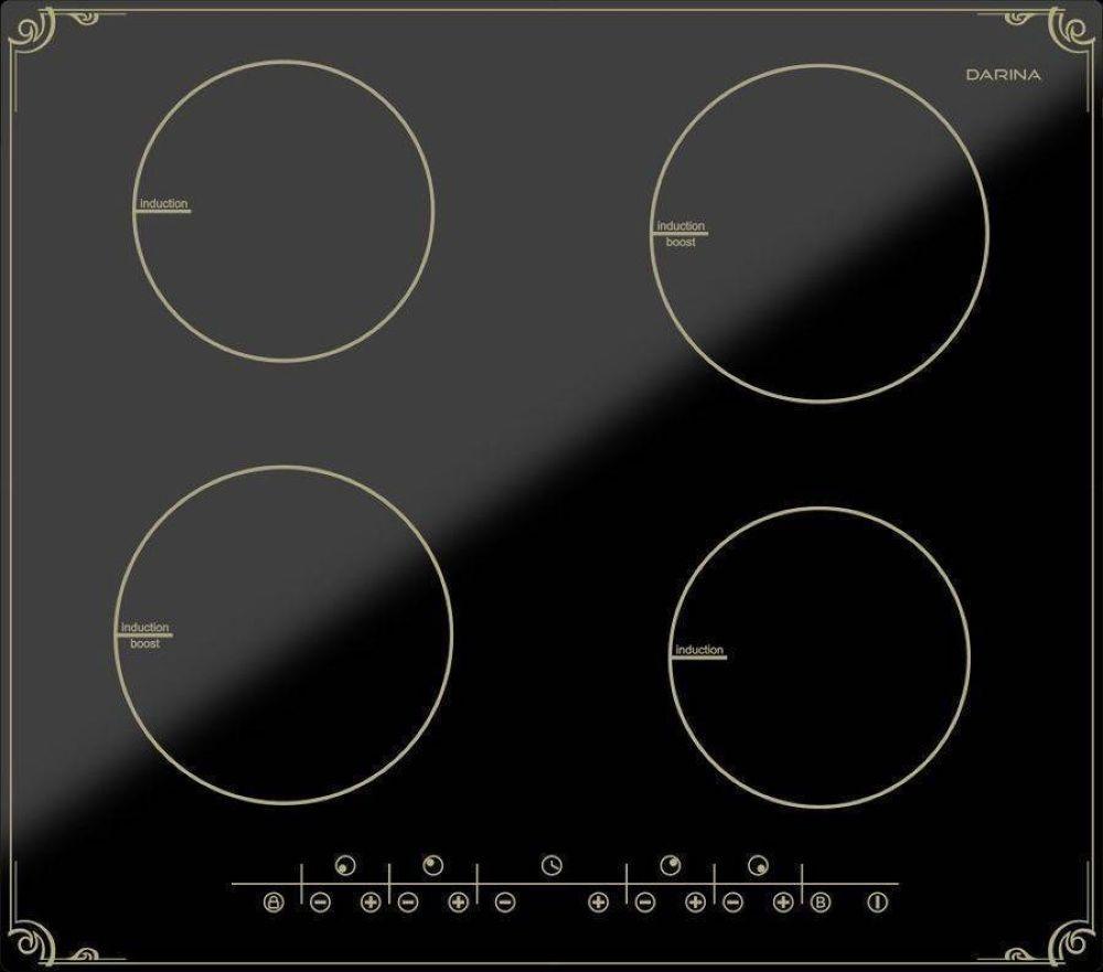 Индукционная варочная поверхность Darina P8 EI 305 B черный DARINA