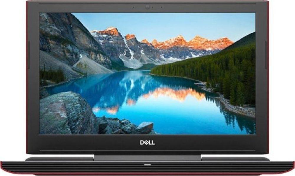 15.6 Игровой ноутбук Dell G5 5587 G515-7404, красный ноутбук dell g5 5587 i5 8300 h g 515 7305 red