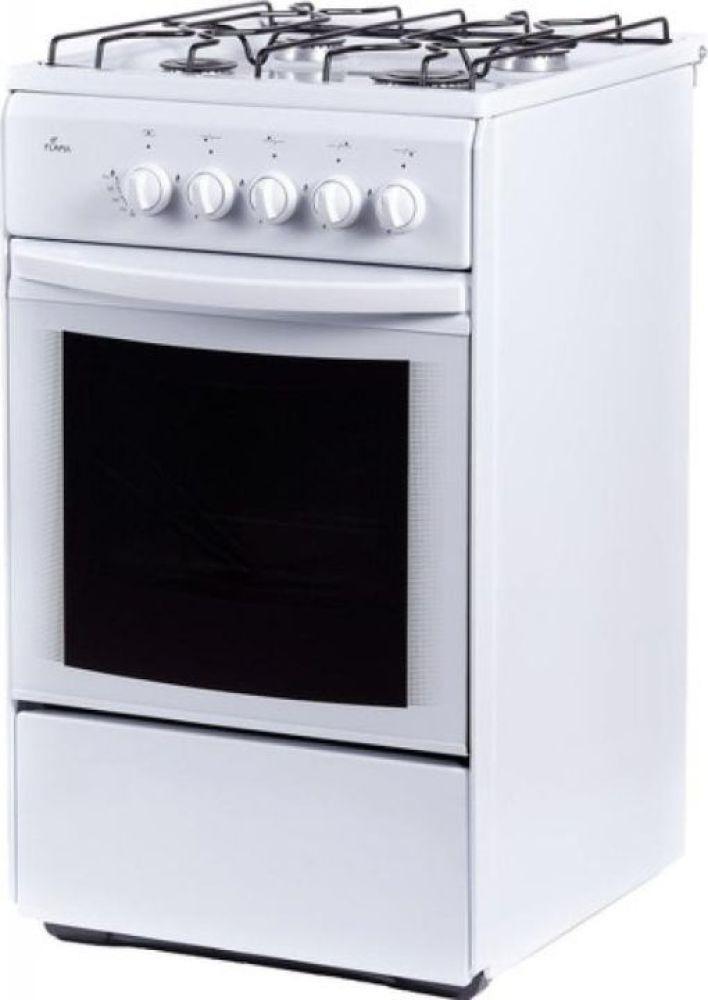 Плита Газовая Flama RG 24026 W белый