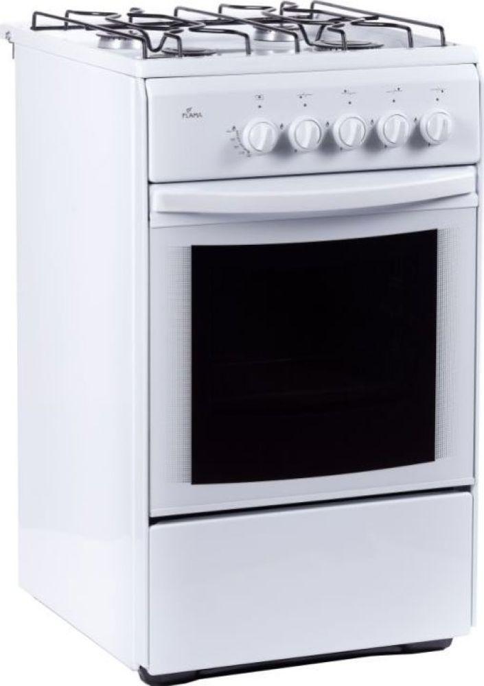 Плита Газовая Flama RG 24027 W белый
