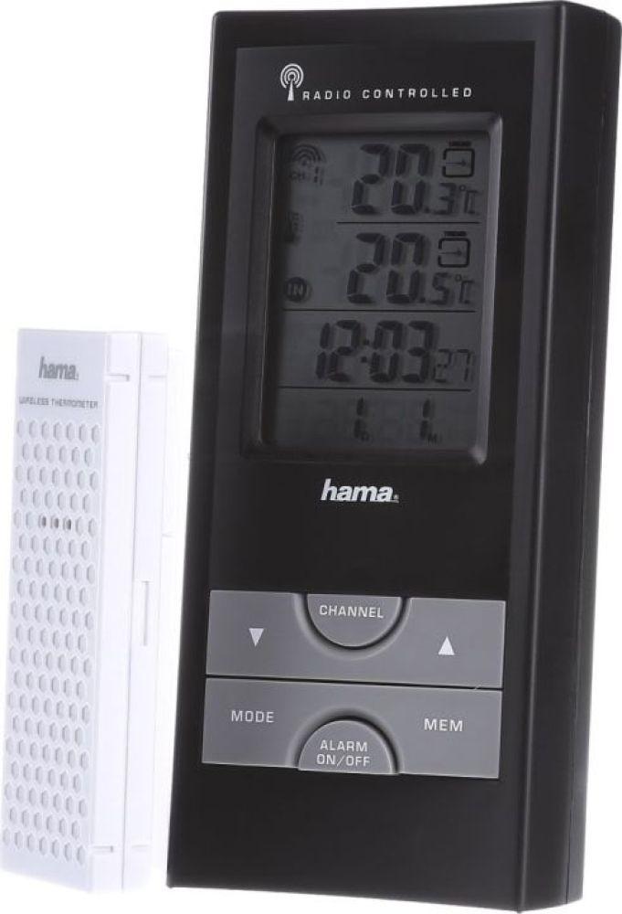 Погодная станция Hama EWS-165, 00092659, черный