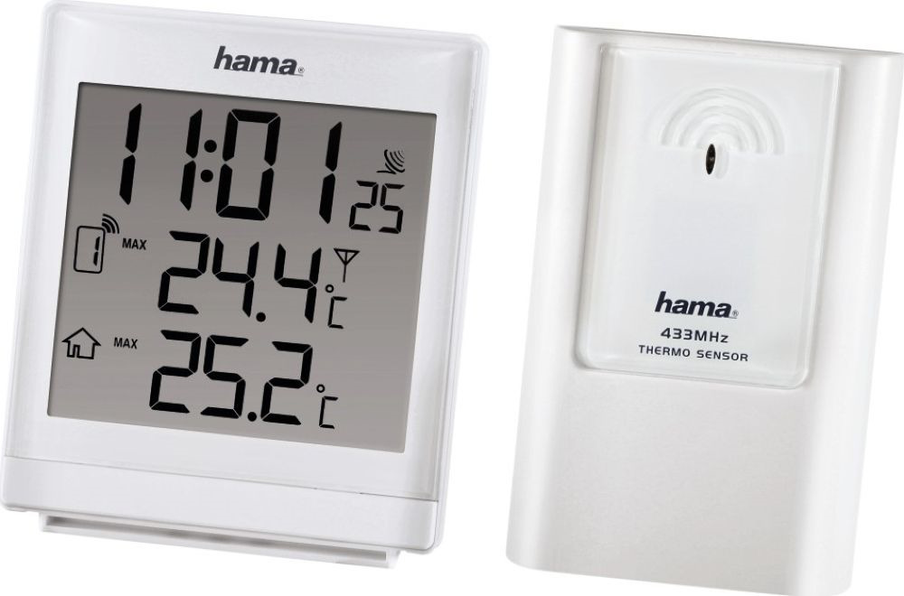 Погодная станция Hama EWS-870, 00113984, белый