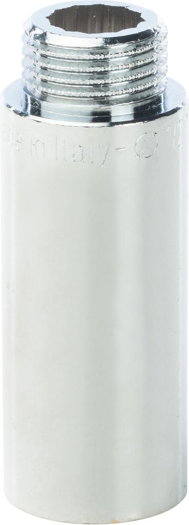 Удлинитель Stout, SFT-0002-001240, хром, 1/2х40SFT-0002-001240Фитинги STOUT являются универсальными и используются в системах питьевого водоснабжения и отопления. Фитинги выполнены из высококачественной латуни по стандарту UNI EN 12165 (- CW617N - CuZn40Pb2:ЛС 59-1 Латунь водопроводная). Широкая номенклатура фитингов STOUT позволяет легко собирать системы любой сложности.
