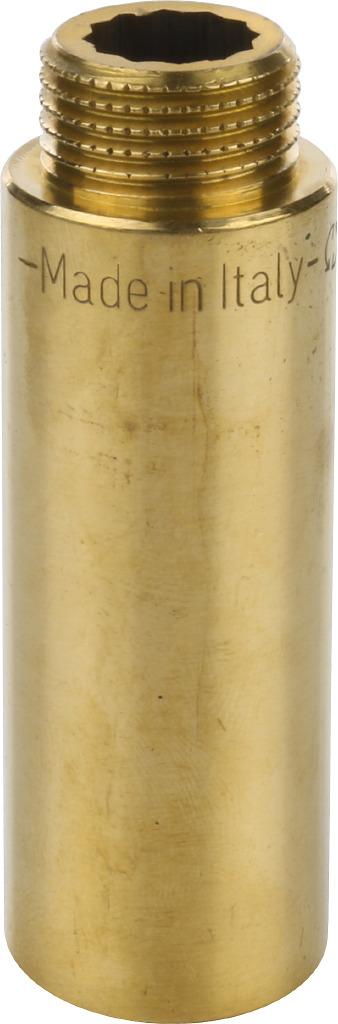 Удлинитель Stout, SFT-0001-003430, золотой, 3/4х30SFT-0001-003430Фитинги STOUT являются универсальными и используются в системах питьевого водоснабжения и отопления. Фитинги выполнены из высококачественной латуни по стандарту UNI EN 12165 (- CW617N - CuZn40Pb2:ЛС 59-1 Латунь водопроводная). Широкая номенклатура фитингов STOUT позволяет легко собирать системы любой сложности.