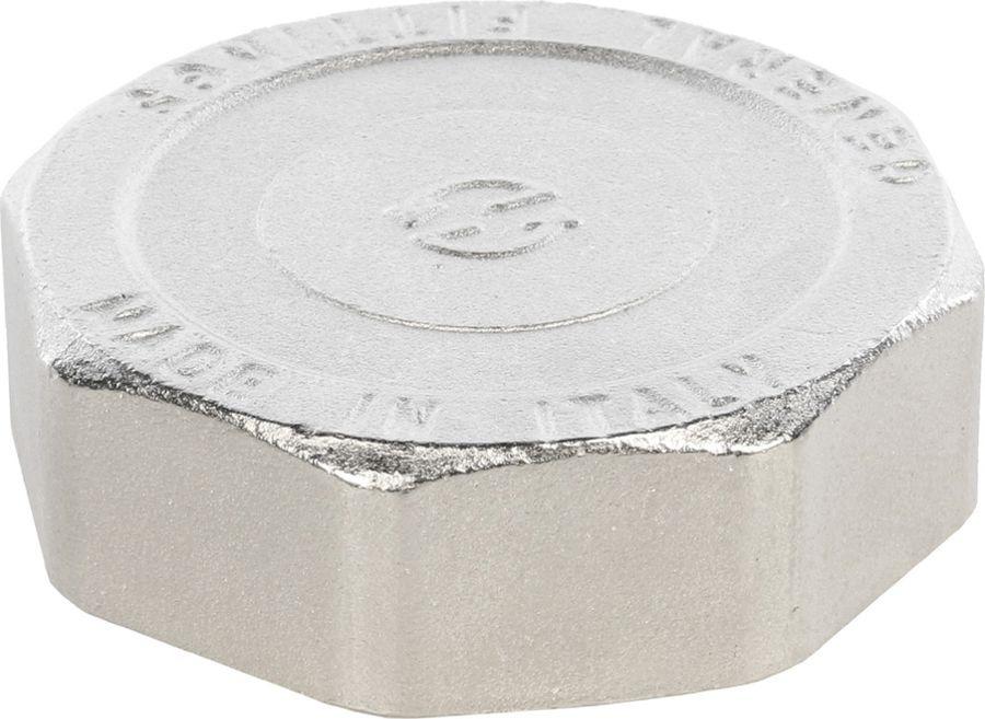 Заглушка ВР Stout, никелированная 11/2, SFT-0027-000112, серый металлик набор фитингов для подключения насоса 1
