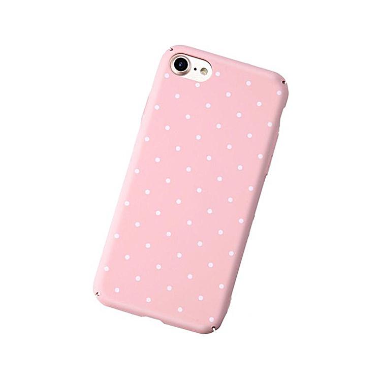 Чехол для сотового телефона No Name Силиконовый защитный чехол задней крышки корпуса для iPhone 5 / 6 / 7 / 8 / X Plus, розовый чехол для сотового телефона no name силиконовый чехол для iphone x 7 8 plus 6s 6 5 5s se розовый