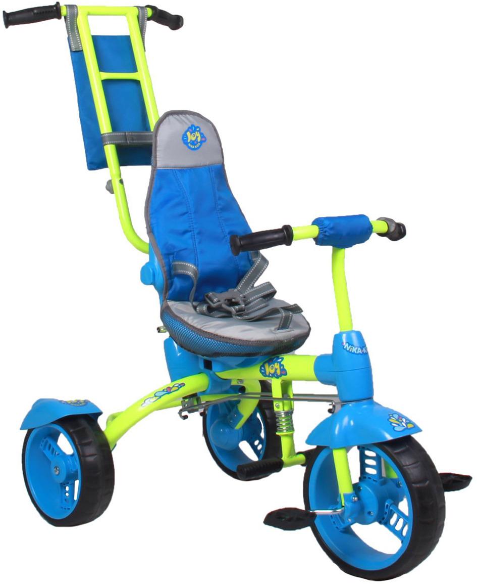 Велосипед трехколесный детский Nika Kids ВД3, 2293080, лимонный