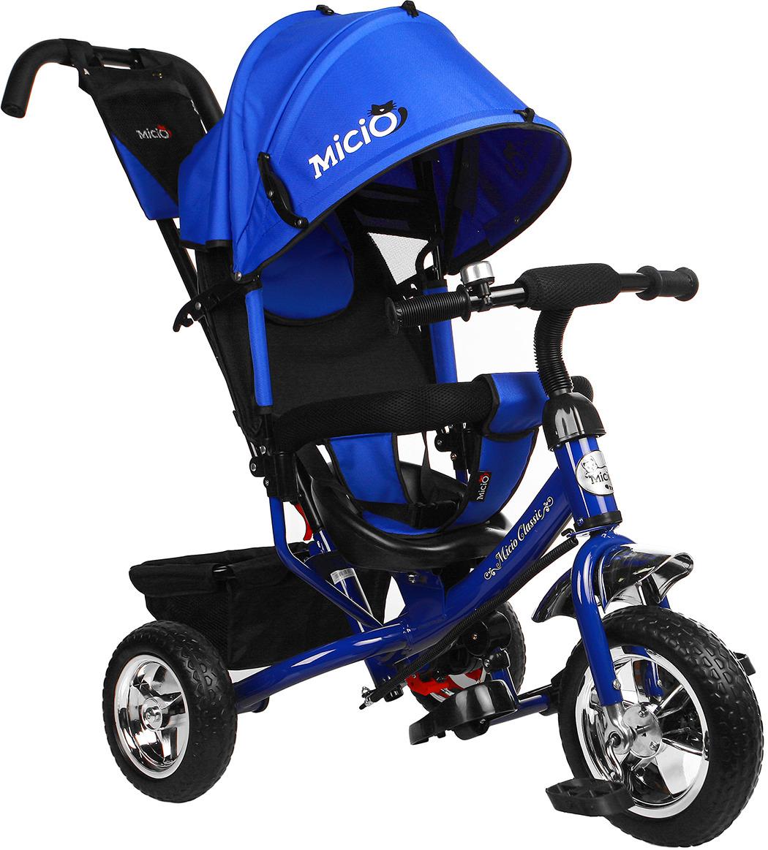 Велосипед трехколесный детский Micio Classic 2019, 3871482, синий