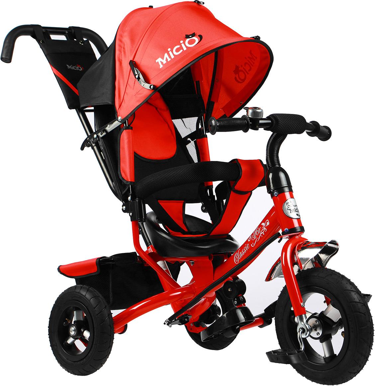 Велосипед трехколесный детский Micio Classic Air 2019, 3871490, красный