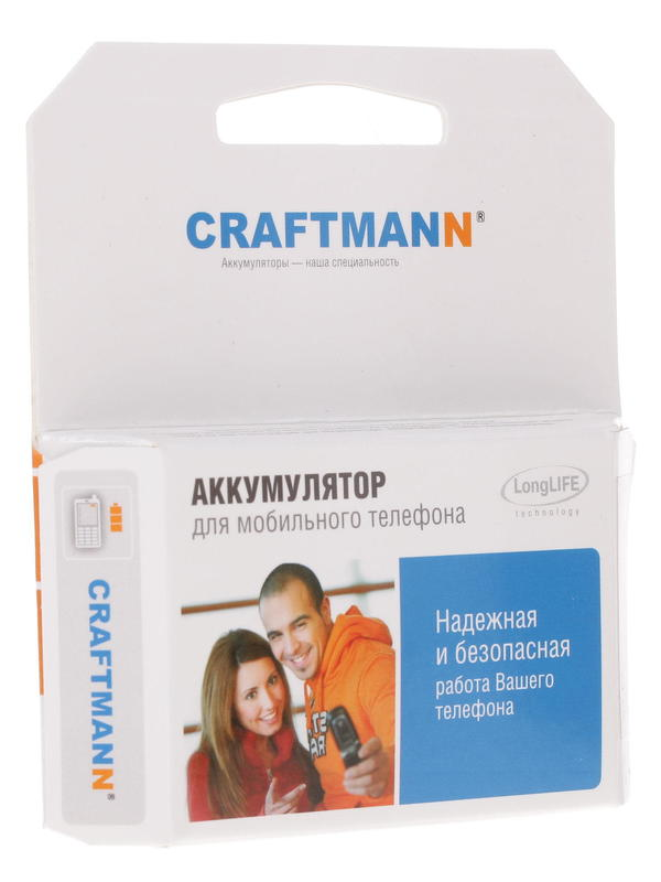 Аккумулятор для телефона Craftmann BA950 для SONY C5503 Xperia ZR LTE с увеличенной емкостью до 3500 mAh и крышкой чёрного цвета аккумулятор для телефона craftmann для apple iphone 6s plus с увеличенной ёмкостью до 2990 mah
