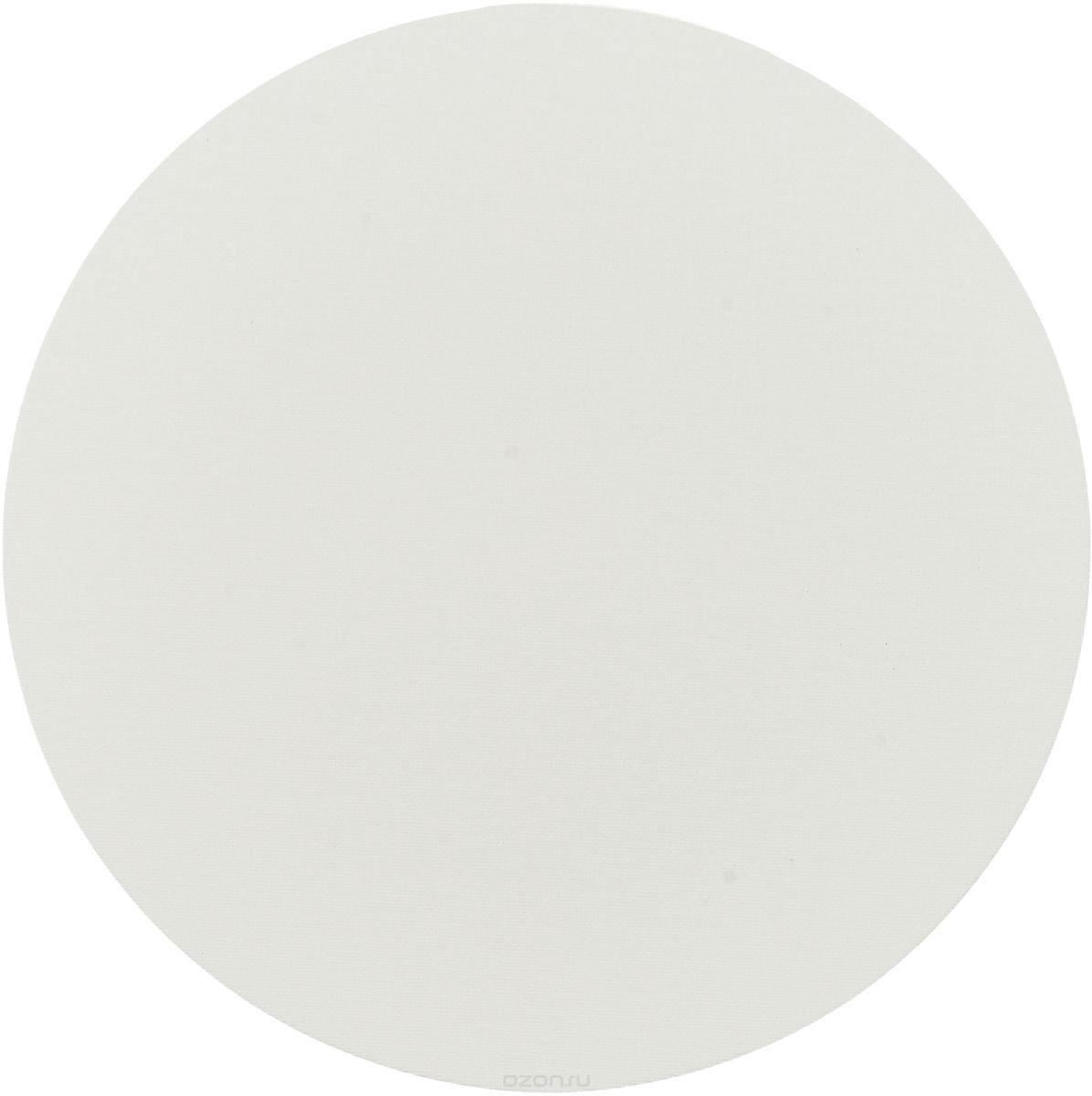 Холст Малевичъ на картоне круглый, диаметр 24 см