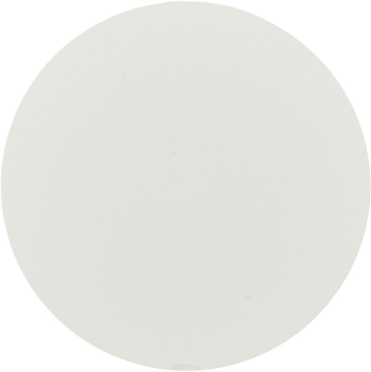 Холст Малевичъ на картоне круглый, диаметр 40 см