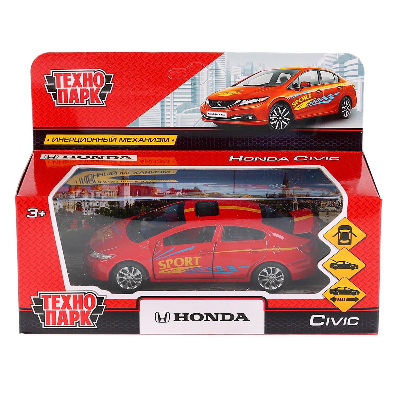 Машинка Технопарк CIVIC-S