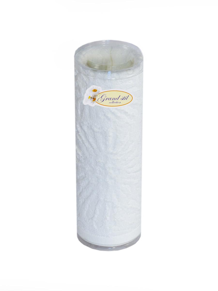 Полотенце для лица, рук или ног Grand Stil Софи, размер 33*72, G-KB698-bt, светло-бежевыйG-KB698-btmРучное полотенце в тубусе. Торговая Марка «Гранд стиль» производит и реализует текстиль только наивысшего качества. Мы предлагаем махровые изделия изготовленные из бамбука и хлопка. Наши полотенца прекрасно впитывают влагу, не линяют и не выцветают
