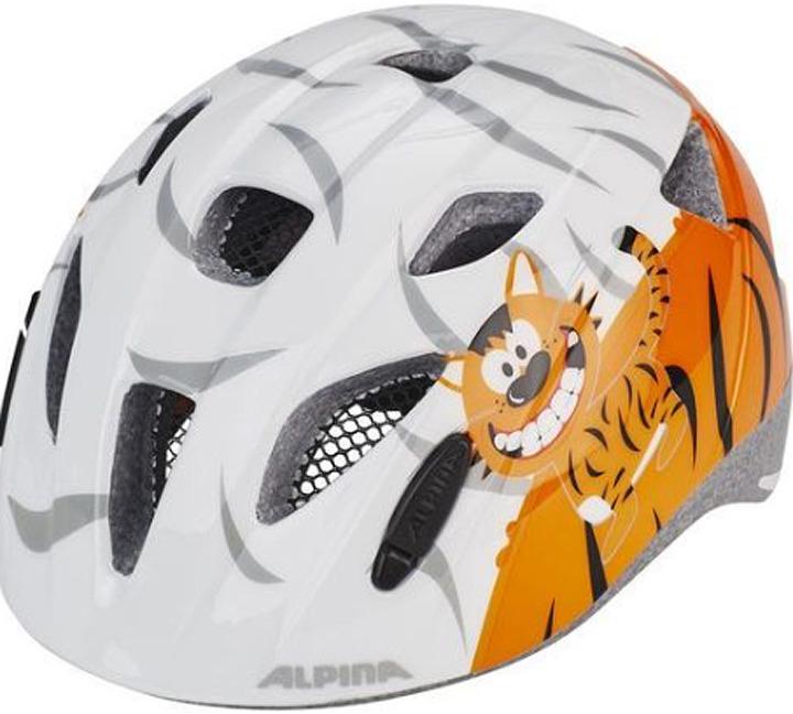 Велошлем Alpina Ximo, цвет: белый. Размер 47-51 см