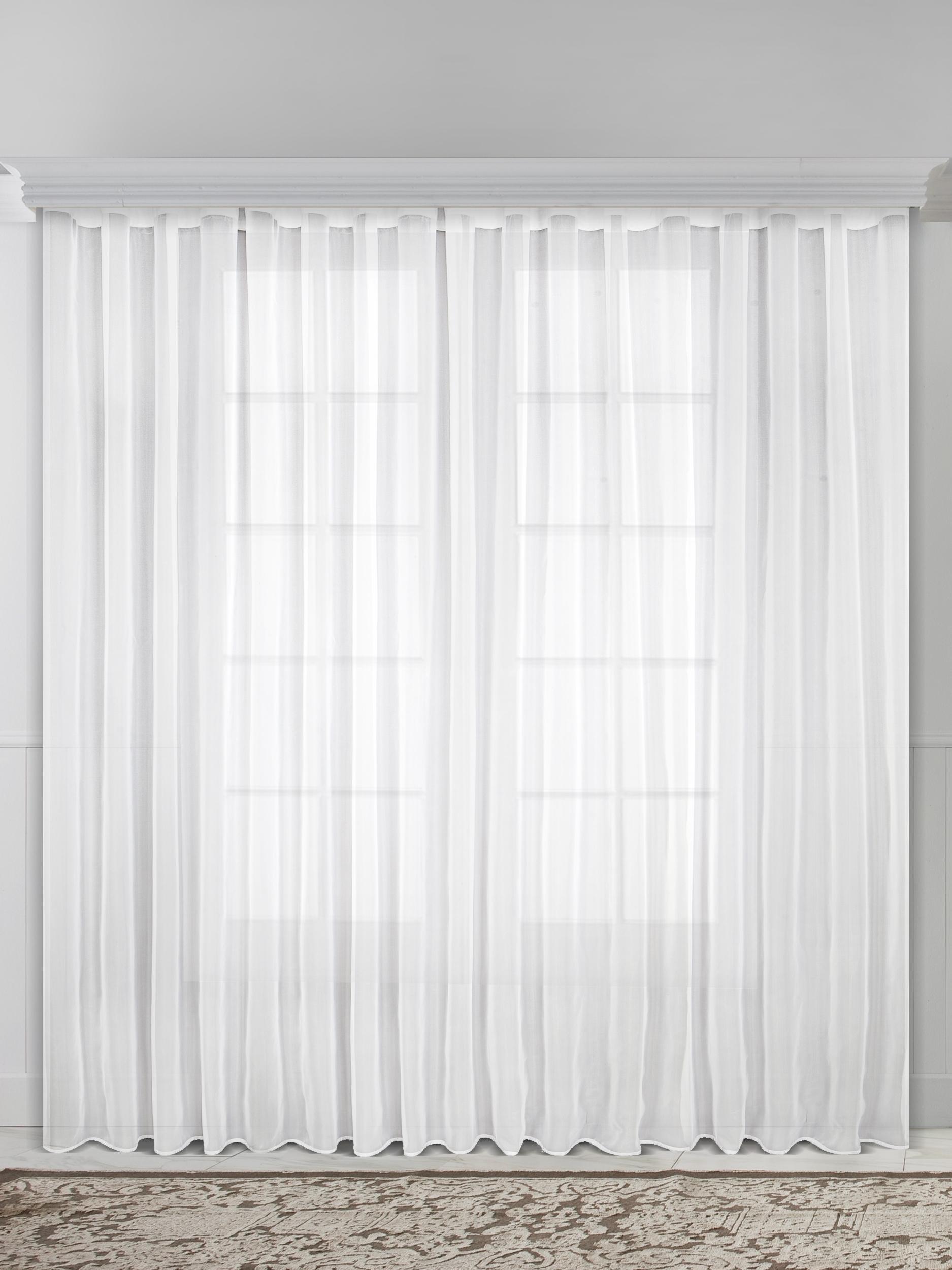 Тюль Raccolto 04550-И, белый недорго, оригинальная цена